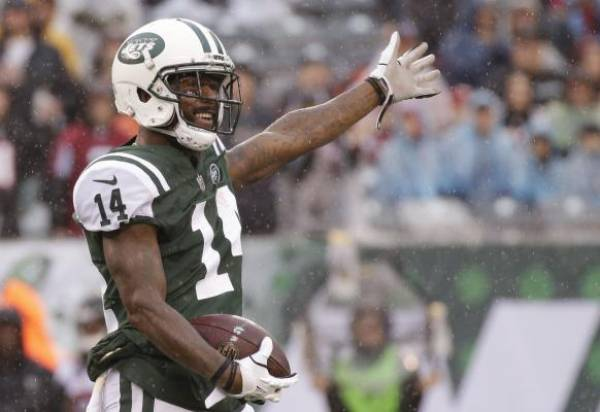 Jets Jeremy Kerley Suspended 4 Games for Taking PEDs: NY Opens -1
