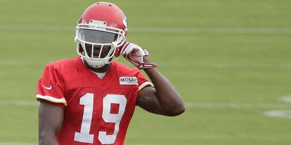 Jeremy Maclin Cut by Chiefs, and That Could Hurt