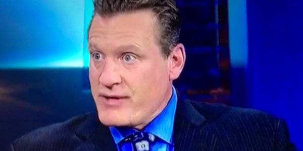 Jeremy Roenick Makes Hockey Bet Live On-Air During NHL Pre-Game Show