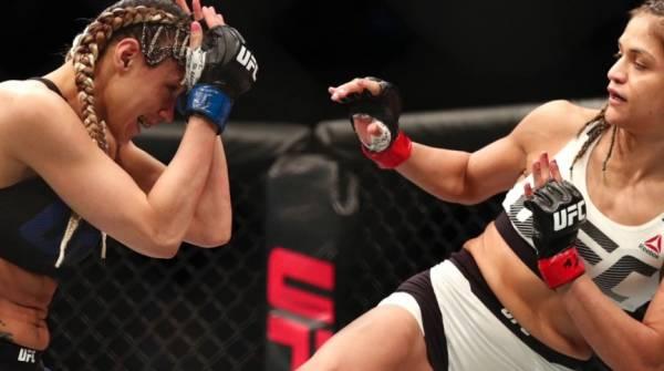 UFC Fight Night Odds – Jessica Eye vs. Cynthia Calvillo