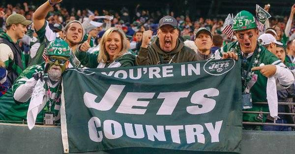 New York Jets Would Pay Out $7500 With a 2017 AFC East Win