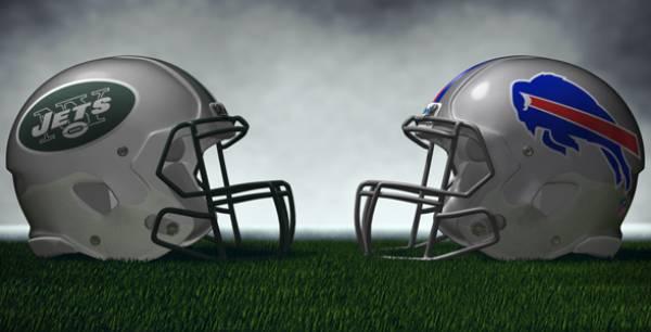 Jets-Bills NFL Week 1 Betting Line Sees Buffalo Nearing -7