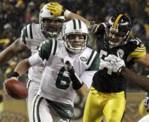 Jets-Steelers Line