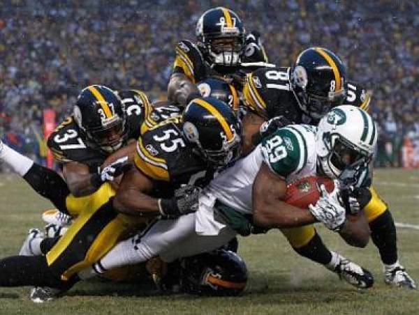 Spread on the Jets-Steelers Game