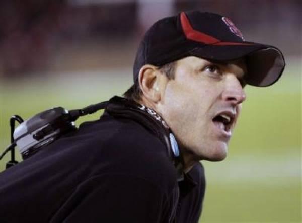 Jim Harbaugh 49ers