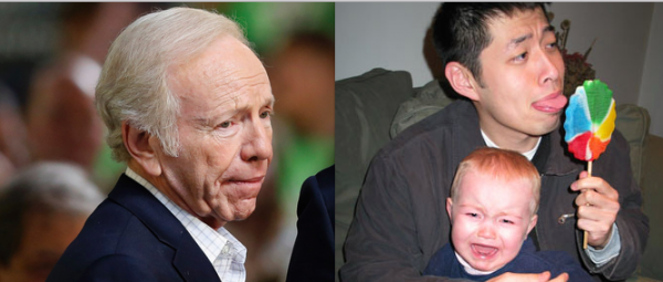 Joe Lieberman Frontrunner for FBI Director -160 at BOL Like Taking Candy From Baby
