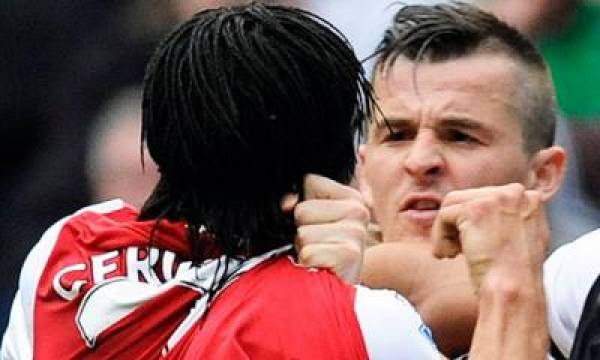 Joey Barton Hitler Haircut