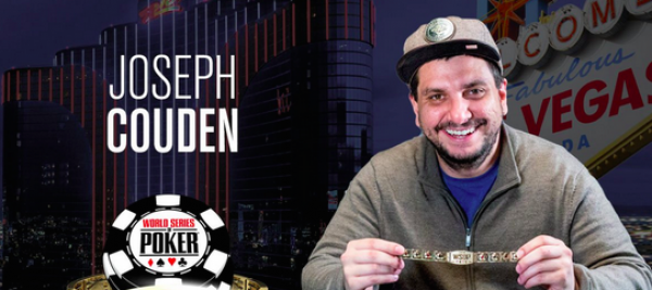 Joseph Couden First Time WSOP Bracelet Takes Down Star-Studded Final Table