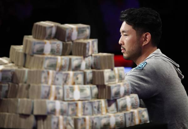 John Cynn Wins $8.8 Million at 2018 WSOP Main Event