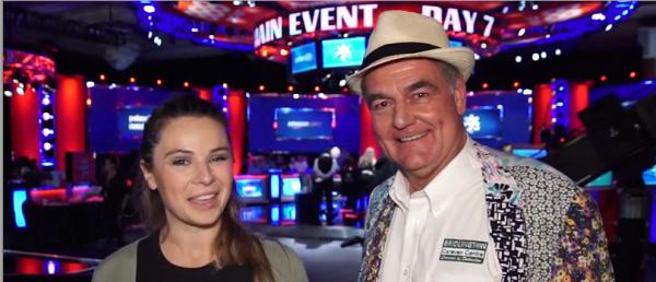 2017 WSOP Main Event Finalist John Hesp: 'I am Living the Dream'