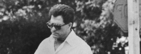 "Oldest Living Mobster And ""Deep Throat"" Financer Behind Bars:"