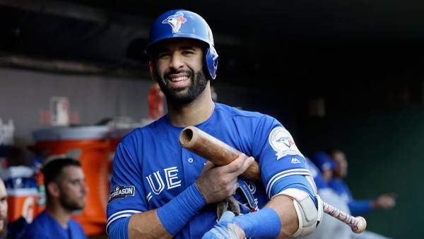Jose Bautista Trying to Come Back to MLB as a Pitcher
