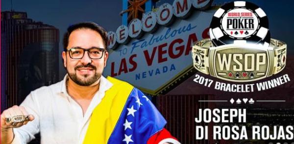 Joseph di Rosa Rojas Wins The Marathon