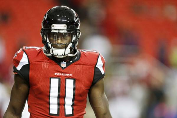 Falcons-Vikings Betting Line, Free Pick and Week 4 Fantasy Value on Julio Jones