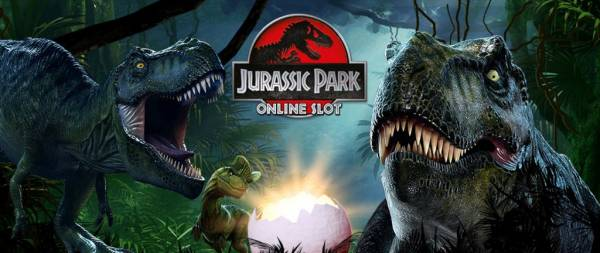 Playing Jurassic park online slots