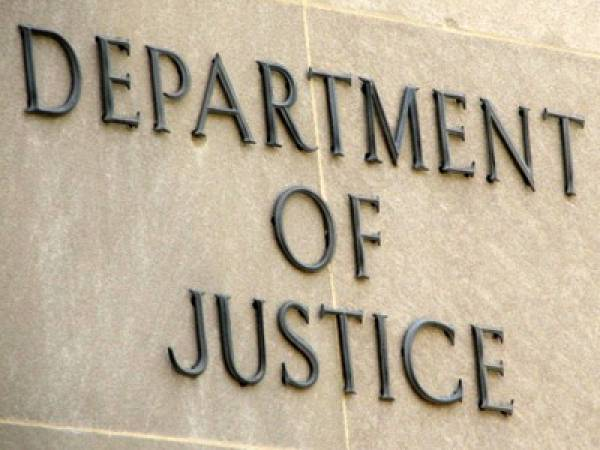 Justice Department New Jersey Sports Betting