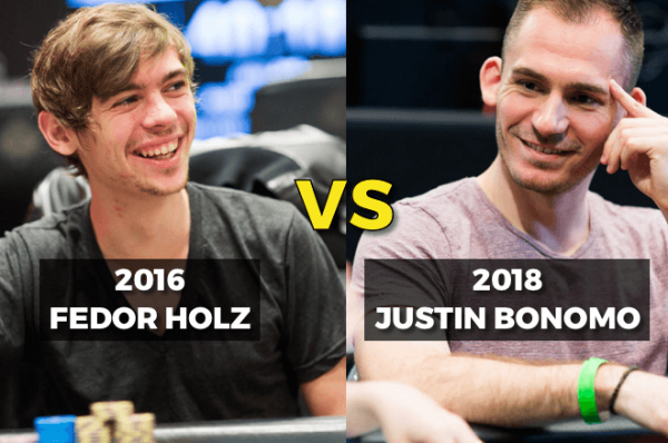 Justin Bonomo on Track to Shatter Holz One-Year Record