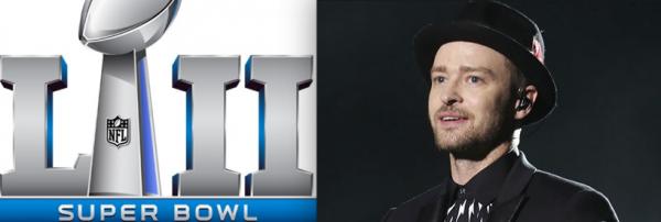 Justin Timberlake First Song Super Bowl 52 Prop Bet
