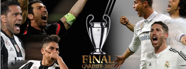 Juventus v Real Madrid 2017 UCL Final Betting Preview, Tips, Latest Odds