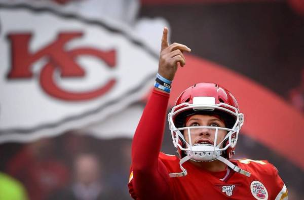 Chiefs Early Spreads All 16 Games - 2020