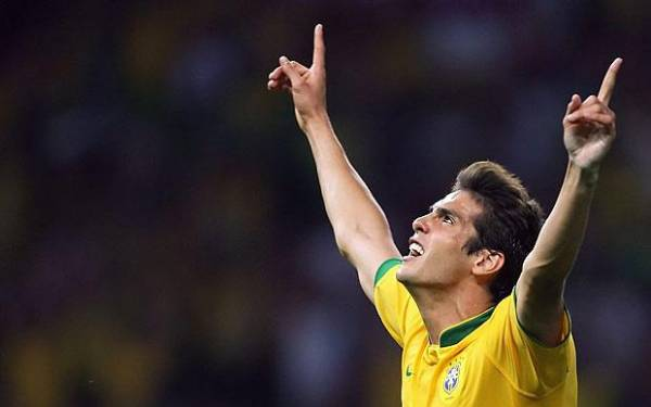 Líneas para Brasil vs Argentina – 11 de Octubre: Kaká está de vuelta!