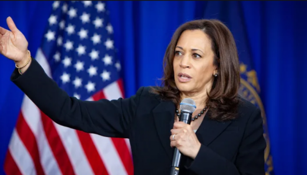 2024 Presidential Odds Up Already: Harris Favored 3-1
