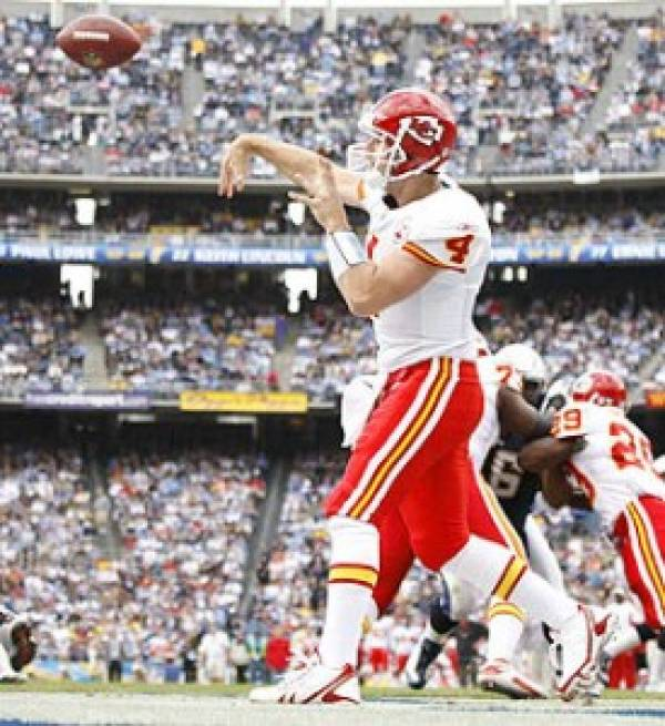 Kansas City Chiefs 2009 Payout Odds