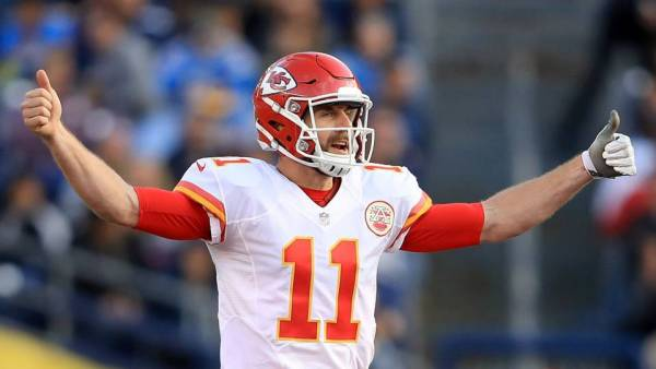 Alex Smith Traded to the Raiders: KC, Oakland Odds Updated