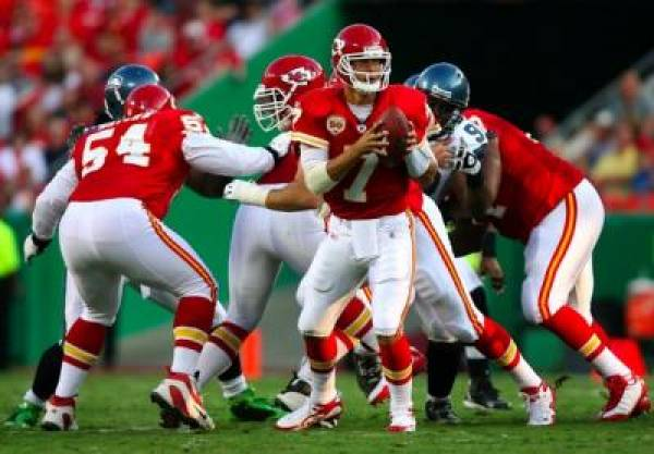 Kansas City Chiefs Odds to Win the 2011 AFC West