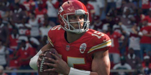 Touchdown Passes Props for NFL, Mahomes