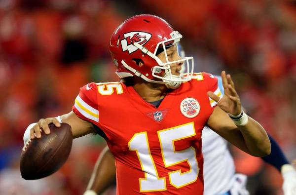Bet the Kansas City Chiefs vs. Patriots Week 6 - 2018: Latest Spread, Odds to Win, Predictions
