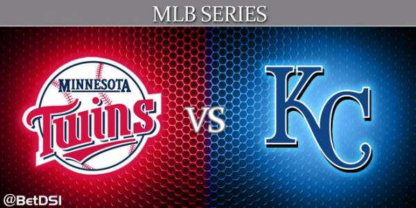 Royals vs. Twins Series Betting Odds – Game One April 3