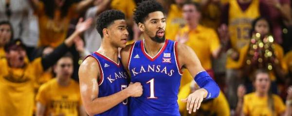 Texas Tech vs. Kansas Betting Line - February 2