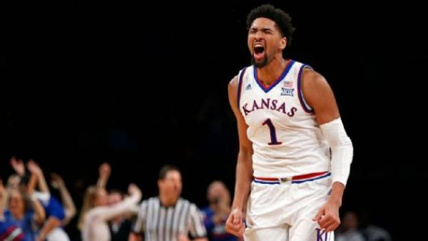 What is the Line on the Northeastern vs. Kansas Game - March Madness 2019
