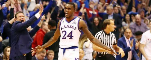 Bet the Kansas vs. Iowa State College Basketball Game Online - January 5