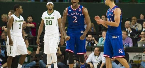 Bet on the Kansas vs. Baylor Game - Bookie Line Analysis