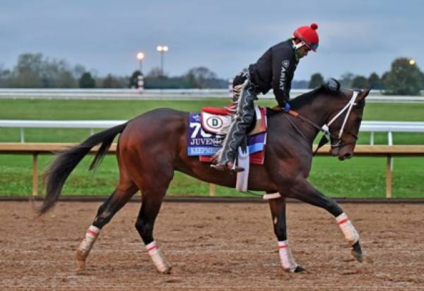 What is the Payout if Keepmeinmind Wins the Kentucky Derby?