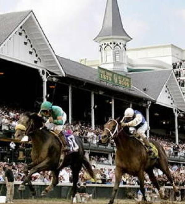 Betting on the Kentucky Derby 2010