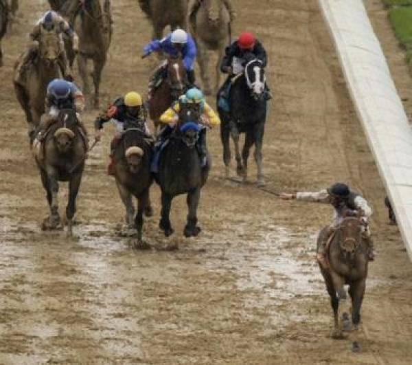 Kentucky Derby Horses That Run Best in Mud
