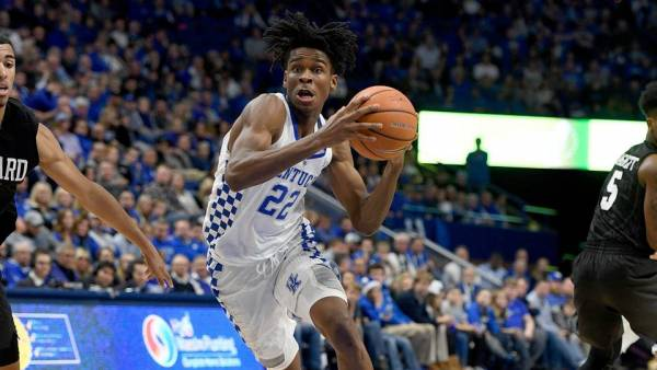Davidson vs. Kentucky Betting Odds - What the Line Should Be