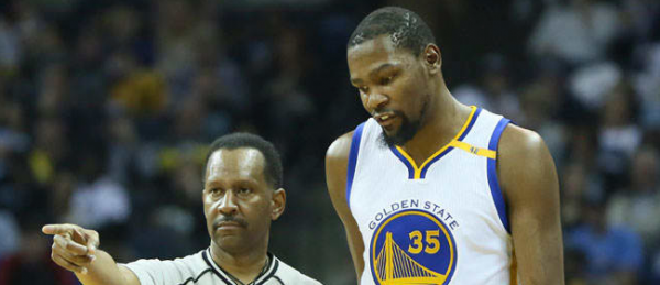 Kevin Durant, the Booing, the Extra Security and What This Means to Gamblers