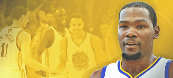 Nets Favorites for Durant in Latest 2019 Free Agency Odds
