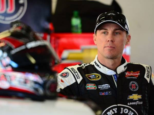 Kevin Harvick Odds to Win the NASCAR Sprint Cup 2016