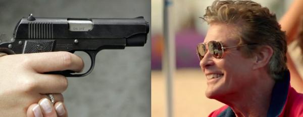 'Killing David Hasselhoff' Would Net One Gambler $500K in Death Pool Bet