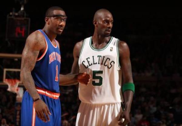 Knicks-Celtics Line