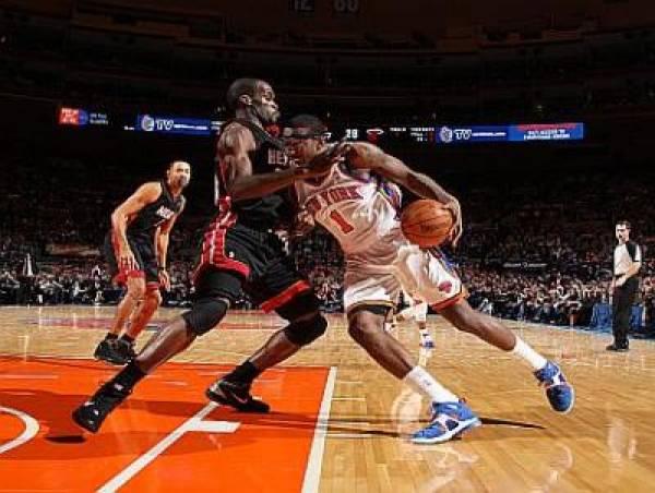 Knicks-Heat Line