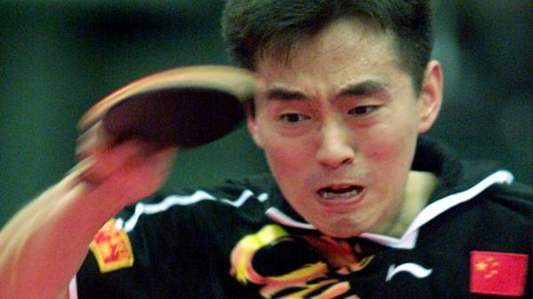 Ping Pong Great Suspended During World Championship Over Gambling Debts