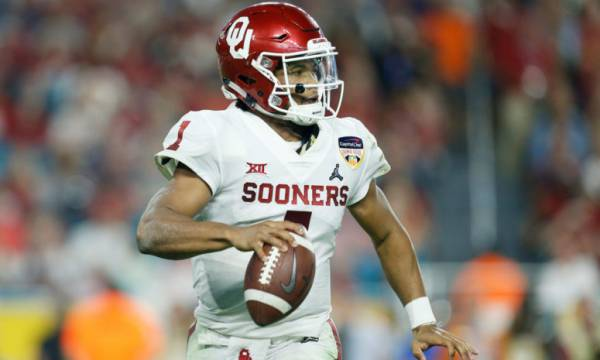 Kyler Murray NFL Draft Position Odds