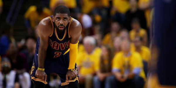 Miami Heat Most 3rd Likely to Acquire Kyrie Irving According to Oddsmakers