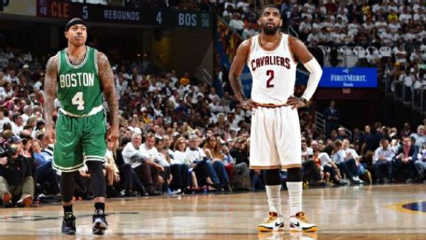 Kyrie Irving Traded to Celtics, Isaiah Thomas to Cavs